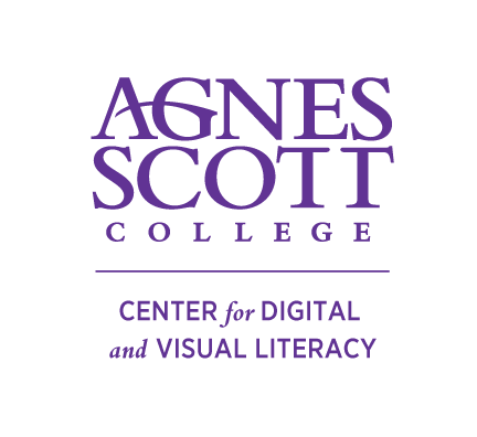 Center for Digital and Visual Literacy Logo
